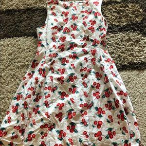 Dresses & Skirts - A cherry dress for Women